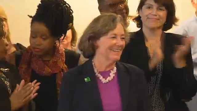 Democrat Mary-Jane Foster (WFSB)
