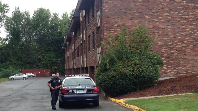 Police are investigating after a baby fell from a window in East Hartford (WFSB)