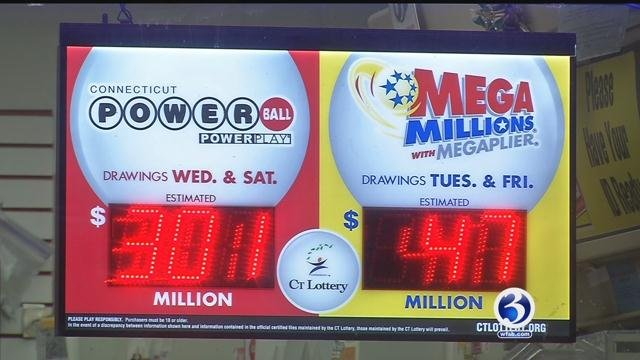 Many are hoping to win the Powerball jackpot of $301 million. (WFSB)