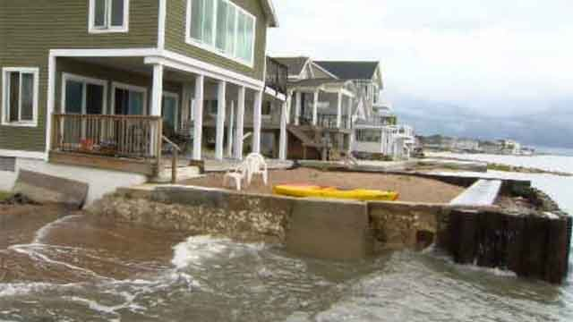 Superstorm Sandy victims prepare for potential heavy rain, wind (WFSB)