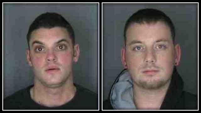 Anthony Ramos and William Tyson (Danbury Police)