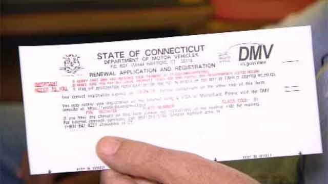 Customers report issues with DMV online services (WFSB)