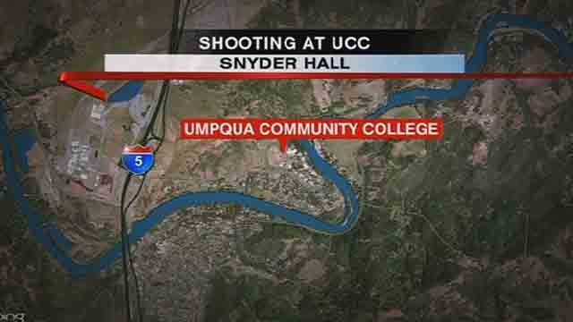 A deadly mass shooting at a community college in Oregon has sparked response from the local community. (WFSB)