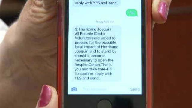Alert system available for Old Lyme residents (WFSB)