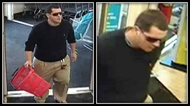 Man stole basket full of battery-operated toothbrushes from CVS (Glastonbury Police)