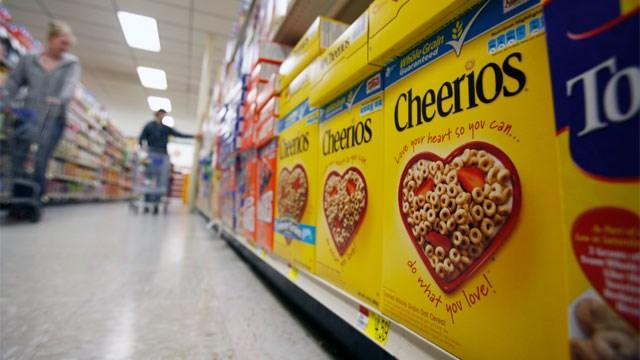 Cheerios is recalling 1.8 million gluten-free boxes that may contain wheat. (AP Photo/David Duprey, file)
