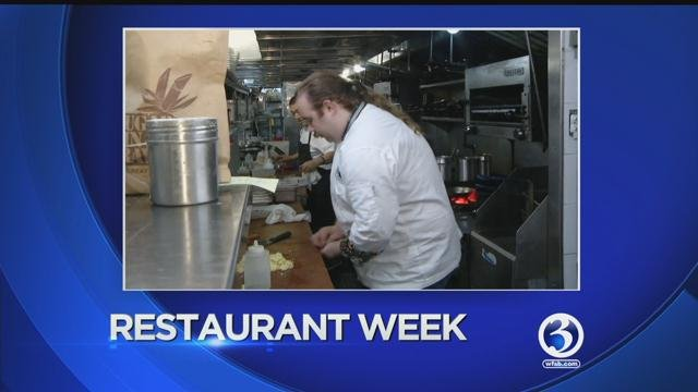 The New Haven Restaurant Week is coming back for a Fall edition that will run from Nov. 5 to Nov. 10.