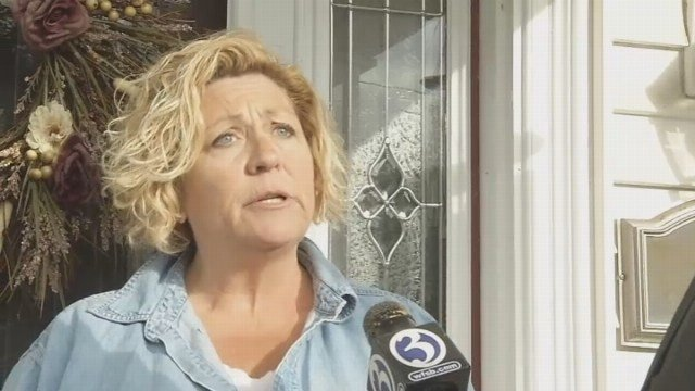 Republican Candidate Common Council Lindsay Fralick discusses her posts on social media. (WFSB)