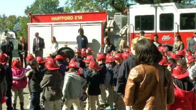 Fire Safety Week serves as a reminder for homeowners (WFSB)