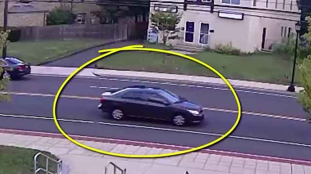 Bridgeport police are asking for the public's help in locating a suspect in an attempted abduction of a 17-year-old girl. (Bridgeport police)