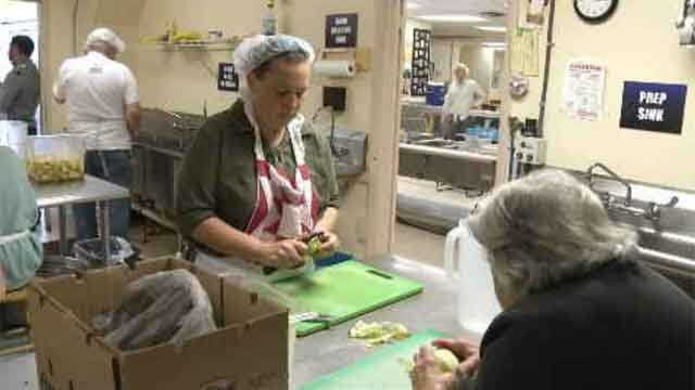 New London soup kitchen is in need of help (WFSB)