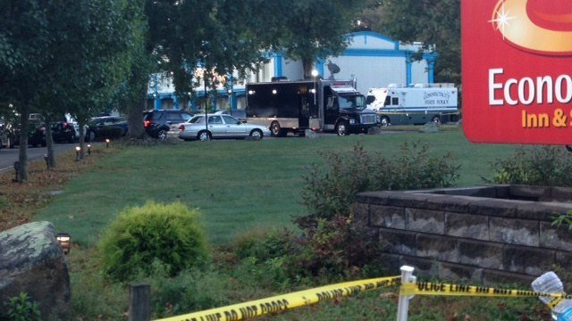 An officer-involved shooting at a motel in Old Saybrook is under investigation. (WFSB)
