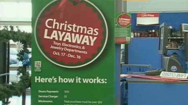 Shoppers warned to understand risks, benefits of layaway (WFSB)