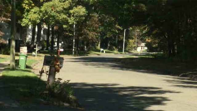 The Southington Police Department is on high alert after an 11-year-old child was allegedly approached by a person in an SUV.  (WFSB)