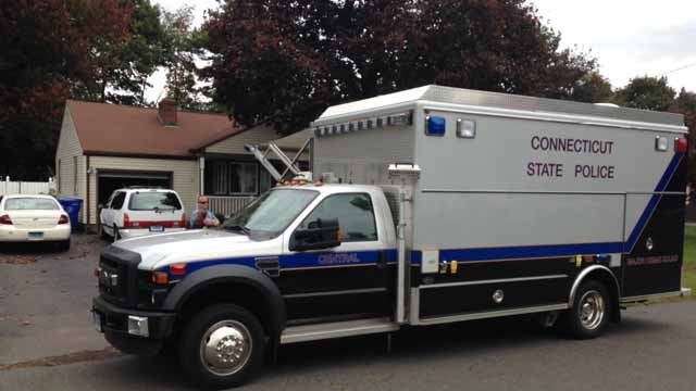 Police investigation underway in Newington (WFSB)