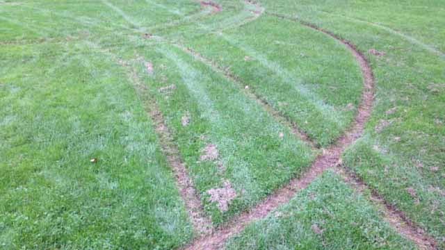 Vandalism at Southington park cancels softball games (WFSB)
