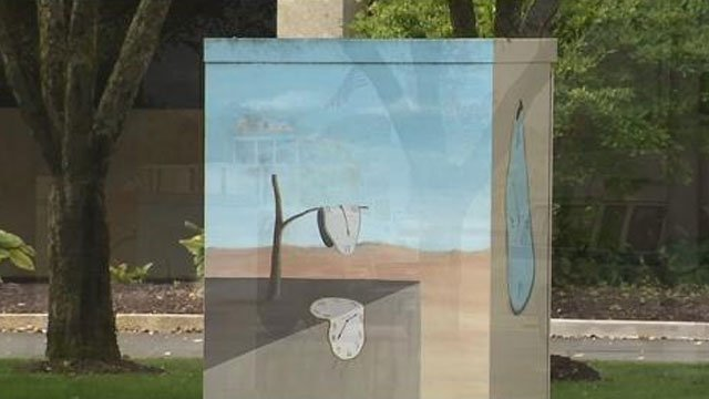 City officials looking to transform intersections into works of art in New Britain. (WFSB)