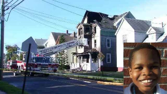 'Improperly discarded smoking materials' cause fire that killed 11-year-old boy (Family photo/WFSB)