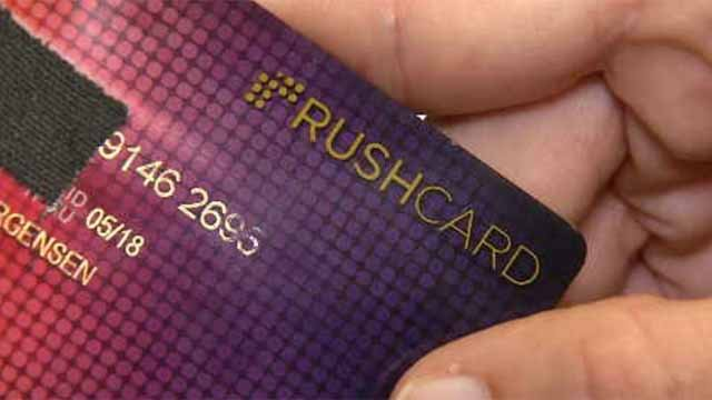 Glitch leaves Rush Card customers without access to money (WFSB)