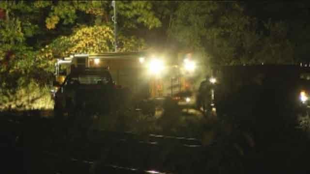 Person dies after being struck by a train in Branford (WFSB)