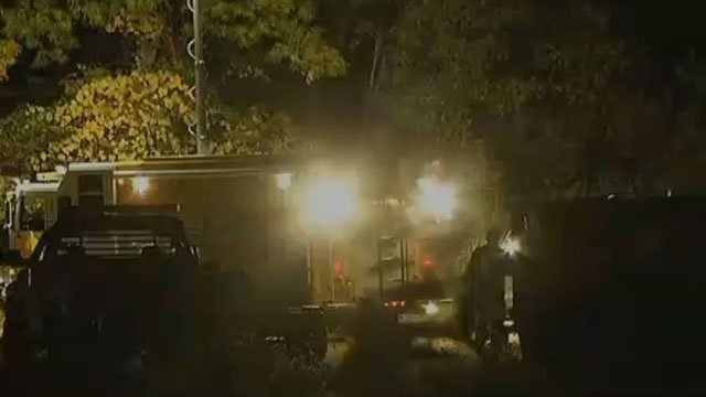 Branford Deputy Fire Chief Ron Mullen died after police said he was struck by a train. (WFSB)