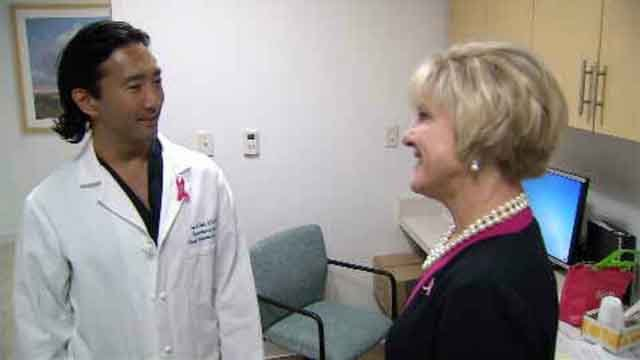 New surgical option available for breast reconstruction (WFSB)
