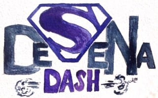 Here is the logo for the DeSena Dash.