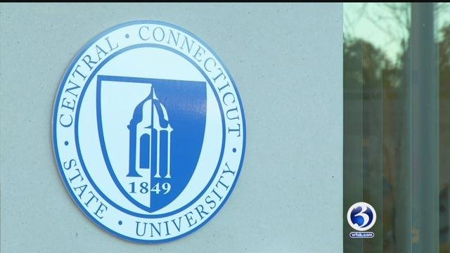 Police are trying to locate a man who took photos of a woman showering at CCSU. (WFSB file photo)