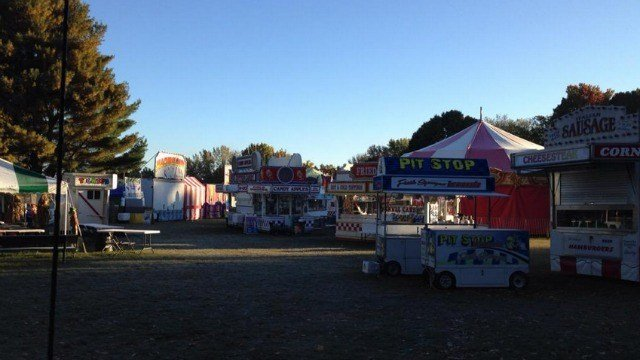 Coveside Carnival runs from noon to 6 p.m.  (WFSB)