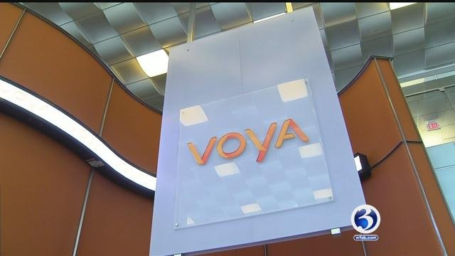 Voya Financial hosted their second annual born to save campaign on Monday. (WFSB)