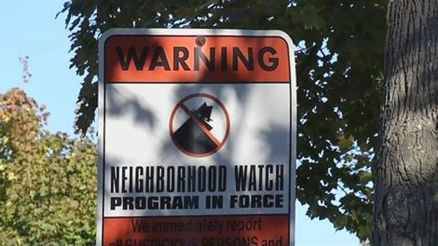Waterbury citizens patrol thwarts package theft suspect. (WFSB)