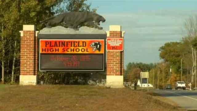 Plainfield High School (WFSB)