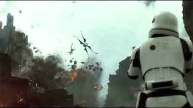 Star Wars fans gear up for new movie (Star Wars)