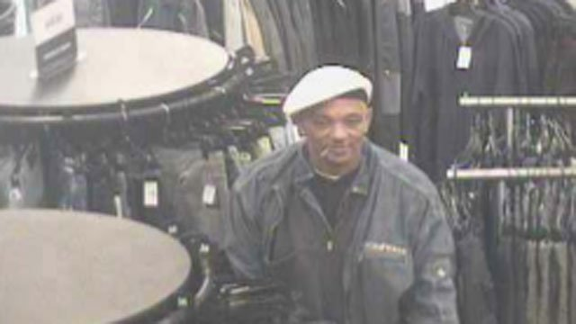Police released this possible suspect for shop lifting at the Clinton Crossings. (Clinton Police Department)