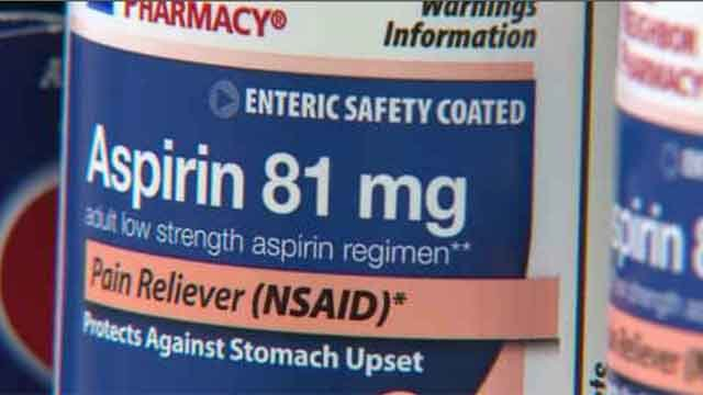 Experts looking into using aspirin to combat breast cancer recurrence (WFSB)
