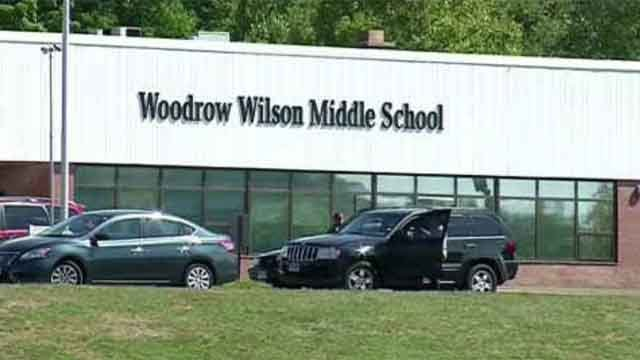 Woodrow Wilson Middle School is mourning the loss of one of its own. (WFSB)