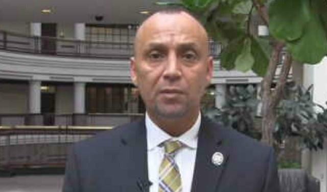 State Representative Victor Cuevas (WFSB)