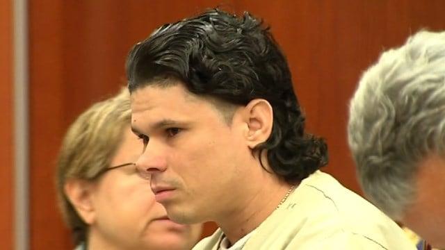 Dennis Martinez was sentenced to 10 years in prison. (WFSB photo)