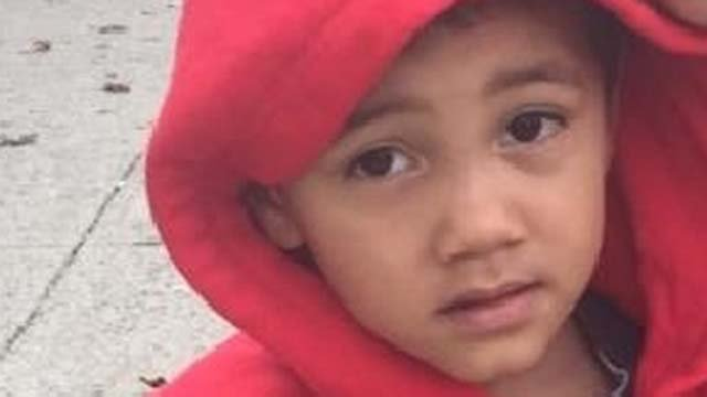 Police are searching for a 2-year-old who has been reported missing from Danbury. (State police)
