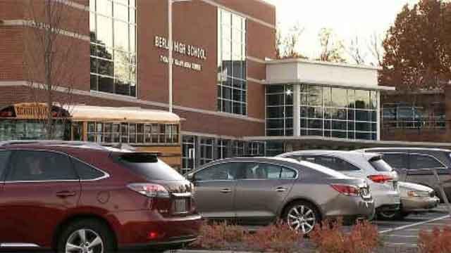 Berlin High School (WFSB file photo)