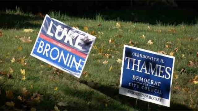 Candidates gear up for final weekend of campaigning (WFSB)