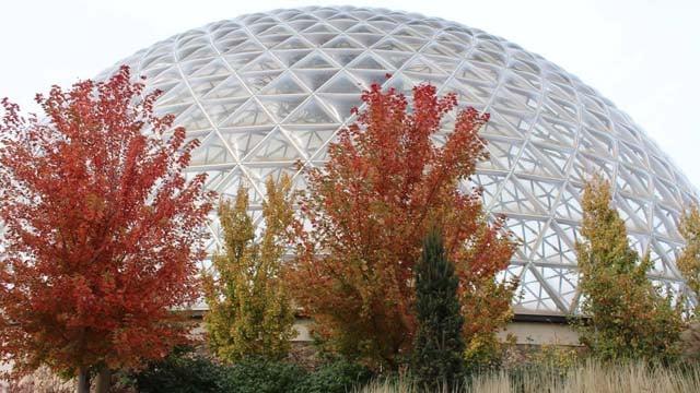 Omaha's Henry Doorly Zoo and Aquarium. (Facebook photo)
