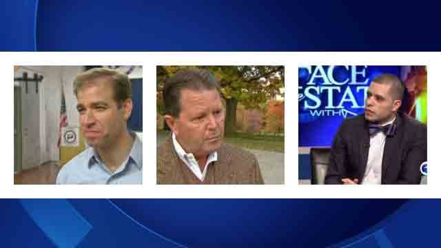 Hartford mayor candidates gear up for Election Day (WFSB)