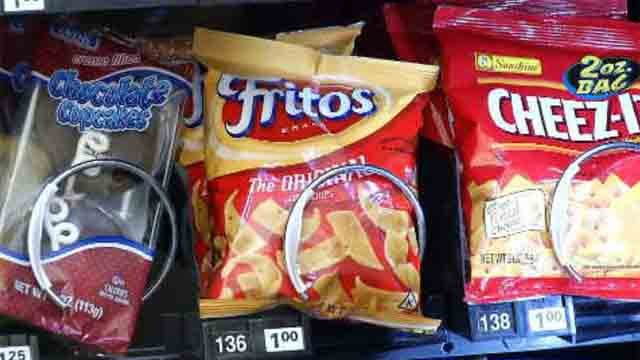 Study shows children are seeing more ads for unhealthy foods (WFSB)