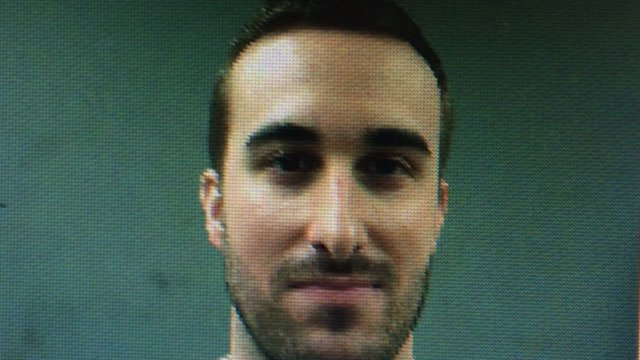 Police released this photo of Kyle Navin on Tuesday. (CT State Police)