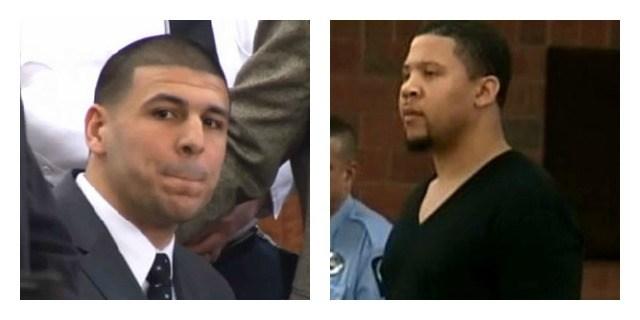Aaron Hernandez will not attend Alexander Bradley's lawsuit trial. (WFSB file)