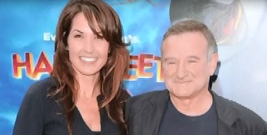 Susan Williams speaks out about Robin Williams' death. (CNN)