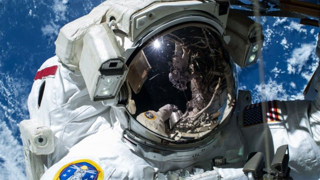NASA is calling for a few good men & women - to explore the great space frontier. (NASA)