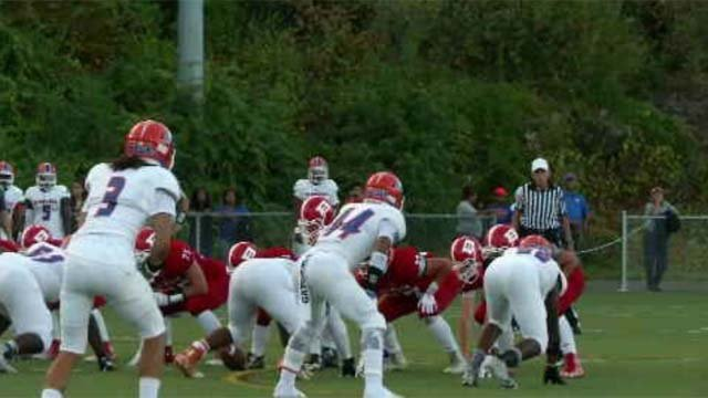 CIAC investigating Berlin High School football team (WFSB)