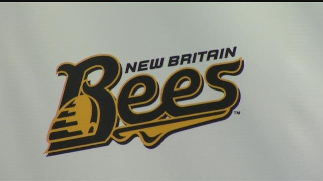 The team will be known as the New Britain Bees. (WFSB photo)